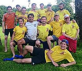 Die Düsseldorfer gewannen verdient das erste Duisburger Outdoor-Ultimate-Turnier.