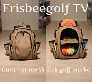 Frisbeegolt TV Guru intervju