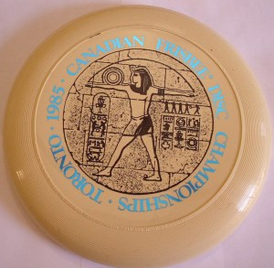 Canadian Open Frisbee
