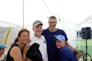 John Kirkland and Team FrisbeeGuru