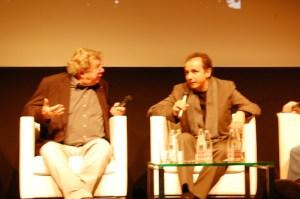 Karasek & Tobias Döring (Frankfurter Buchmesse 2011)