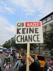 Gib Nazis keine Chance (Foto: dielinkebw/Flickr)