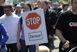 Stop Zensur (Foto: zensursula/Flickr)
