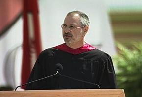 Steve Jobs in Stanford (Foto: KengSusumpow/Flickr)