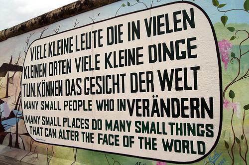 Viele kleine Dinge (Bild: Michael Pollak/Flickr)