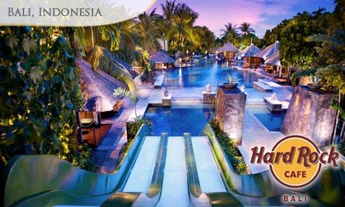 Hardrock Hotel in BALI