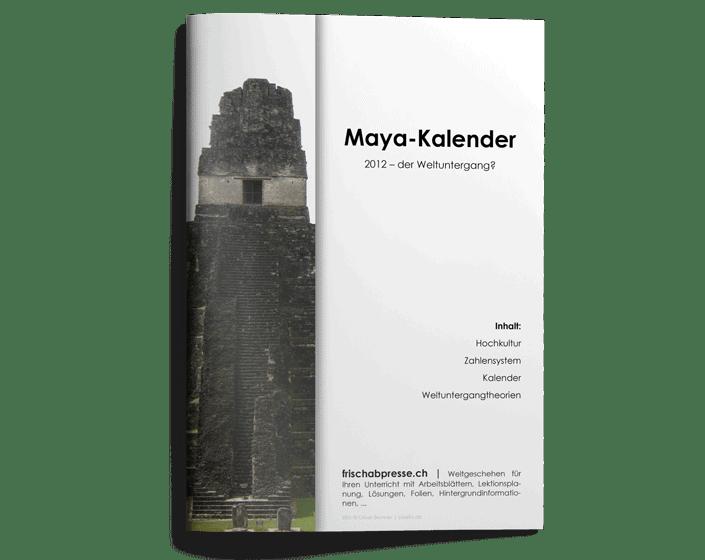 Kalender der Maya – Weshalb die Welt 2012 nicht untergeht ...