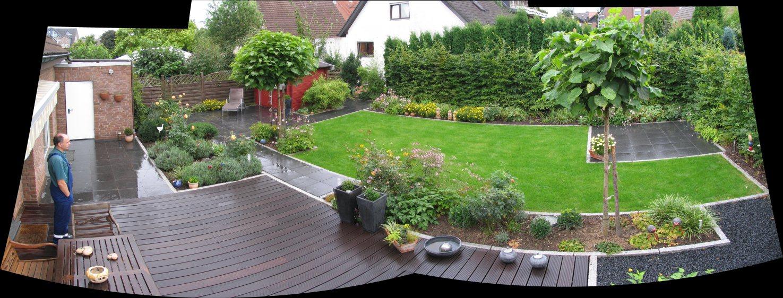 Alter Garten wird zum Wohngarten