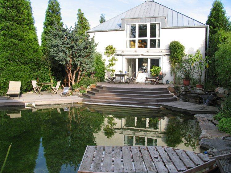 Schwimmteich Planen Und Bauen