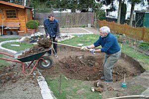 Garten Kosten