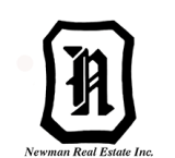 Newman Real Estate Logo for Shawnee Trail Cowboy Day Page