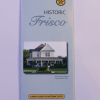 Map of Historic Sites in Frisco, Texas