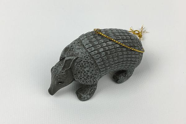 Armadillo Ornament