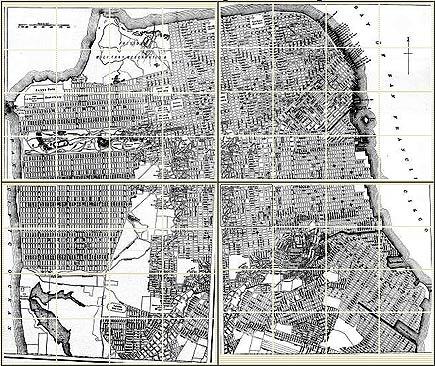 1907 sf street map