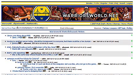 warriorsworld.net