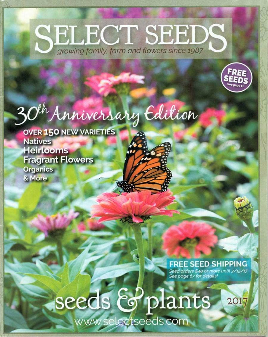 Select Seeds, Connecticut, 8 x 10 in., 68 pp.