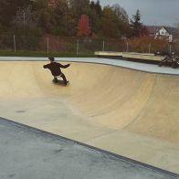 Bowl d'automne #frisek #fsk #skate #bowl