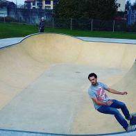 Bowl d'automne 2#frisek #fsk #skate #bowl