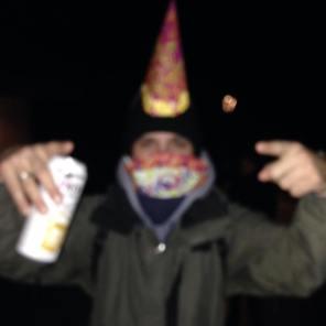 Our man Pipo aka @nemofsk kiling it!!! Wish you all a Happy Fuckin new Year 🎉🎉🎉🍾🍾#frisek