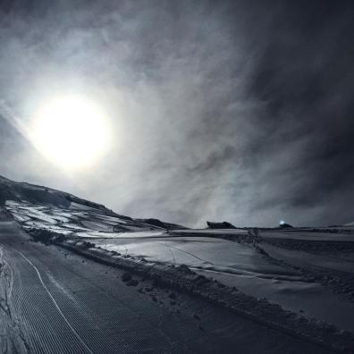 An other #perfect #friday #sunyday #powderday in #champery #lescrosets #portesdusoleil #switzerland #frisek #snowboarding #