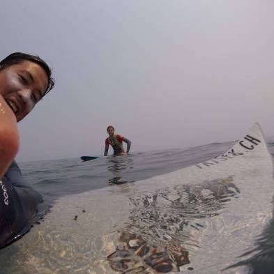 @lucalexiss #frisek all around the world #chili #surfin