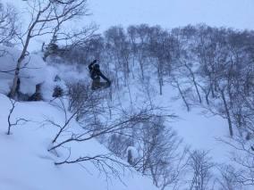@christophesc #frisek #asahidake #japan #hokkaido #snowboard #japow