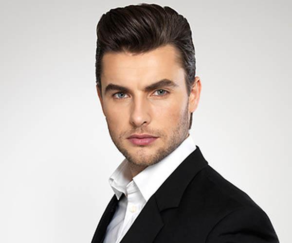 Männer Haarschnitt Männer Frisur Friseursalon ALEX Altenglan