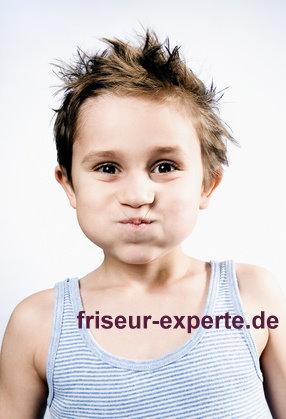 Frisuren Bild Lausbuben Kinderfrisur – Haarschnitt Für Jungen