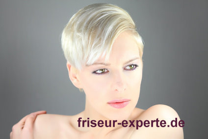 Kurzhaar Frisur Für Schmales Gesicht Und Hohe Stirn – Frisuren