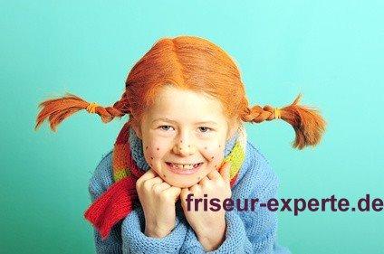 Pippi Langstrumpf Haarfrisuren Zum Selbermachen – Foto Frisur