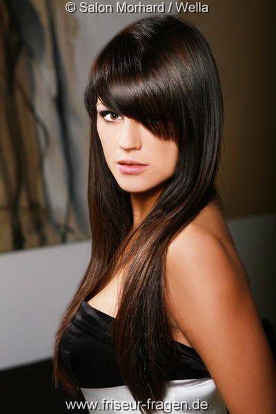 Huhu  Strhnen im Braunen Haar  Haarfarbe  Haarforum  FriseurFragende