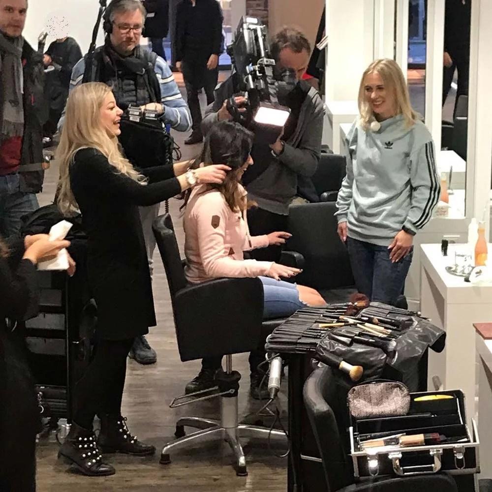 Vox Shopping Queen In Bonn I Marcel Michels Ihr Friseur In Bonn