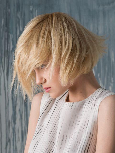 Unsere TOP 20 blonden Kurzhaarfrisuren