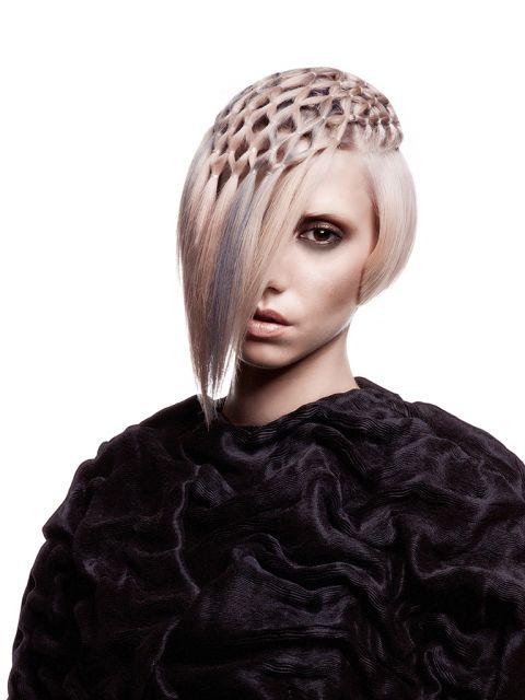 Unsere TOP 25 Hair Art Frisuren – Platz 8