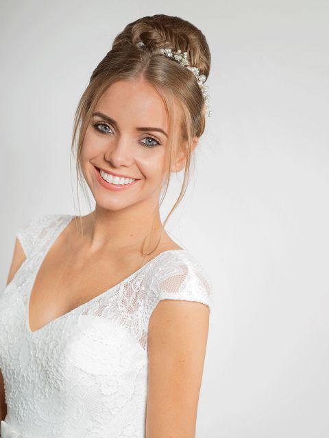 Bilder Hochzeitsfrisuren Langhaar