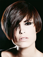Das Eckige Gesicht Friseur Com