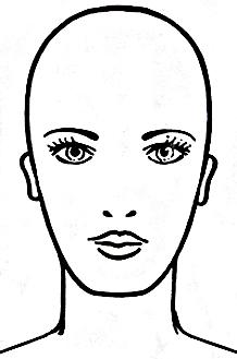 Welches Ist Meine Gesichtsform? Friseur Com
