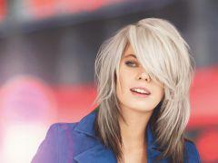 Unsere TOP 25 Blonde Mittellange Frisuren – Platz 25