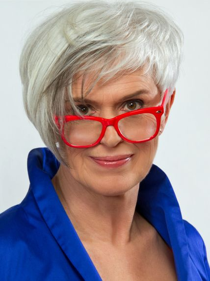 Graue Haare Frisuren Vorschläge Helena Blog