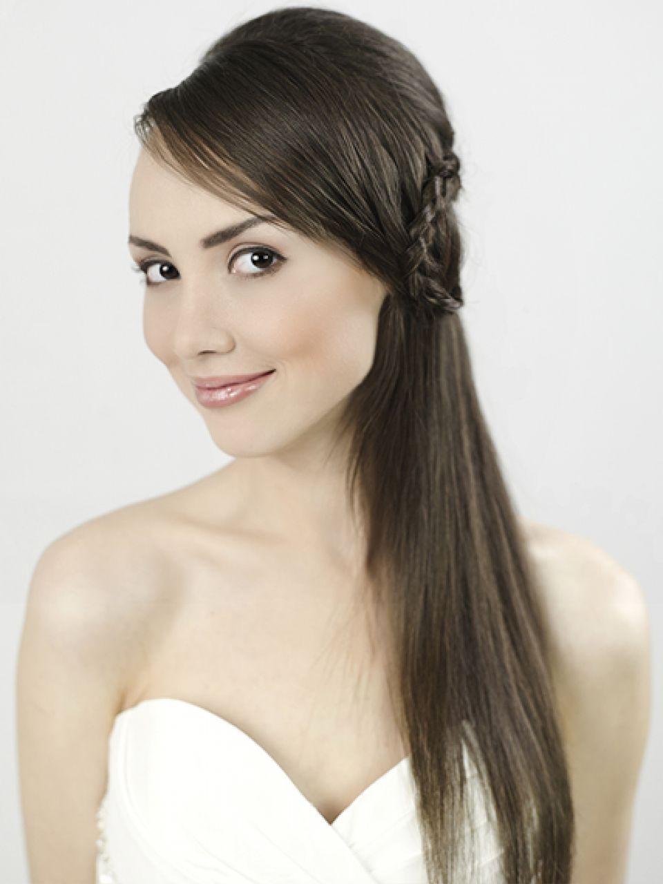 Brautfrisuren 2014  die Mrchenhochzeit  Friseurcom