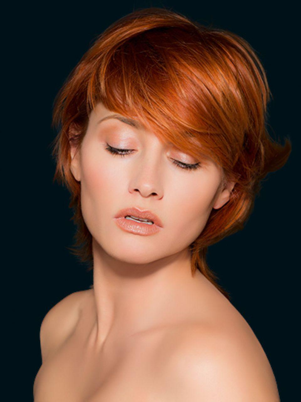 Cut  Style Damen Pixi Midi Long  Texture your Look  Friseurcom