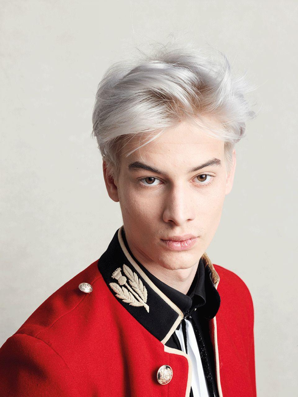 Blonde Mnnerfrisuren  Friseurcom