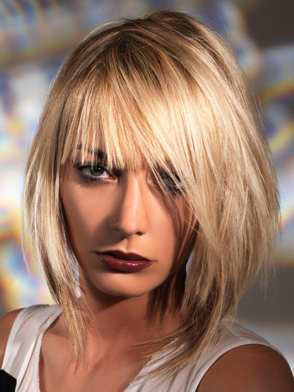 Unsere TOP 20 Blonde Damenfrisuren – Platz 20