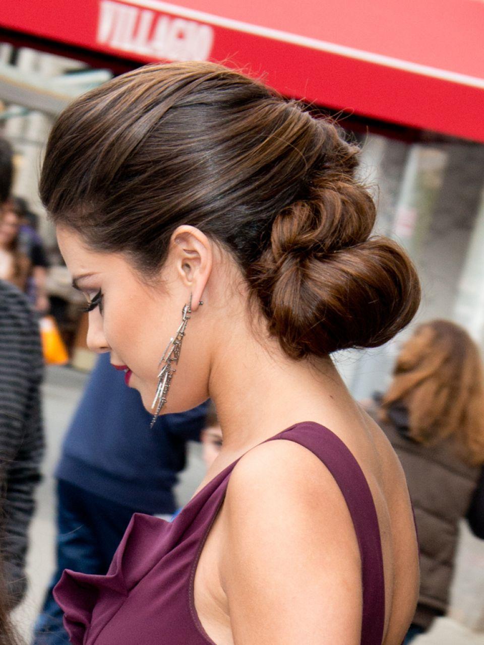 Marissa Marino fr Moroccanoil  Selena Gomez MET Gala