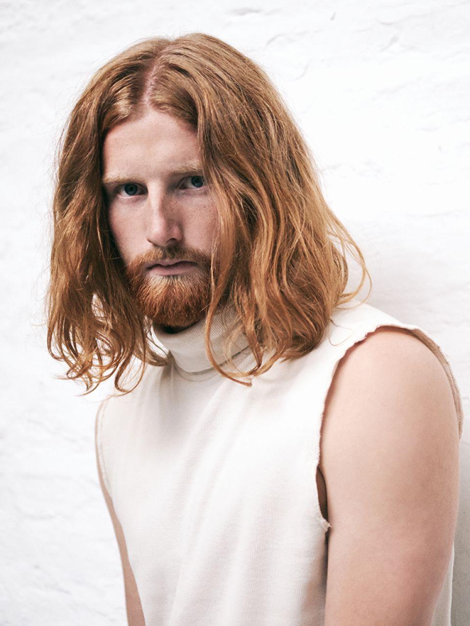 Für unterschnitt) ist die englische bezeichnung einer frisur,. Rote Männerfrisuren | Friseur.com