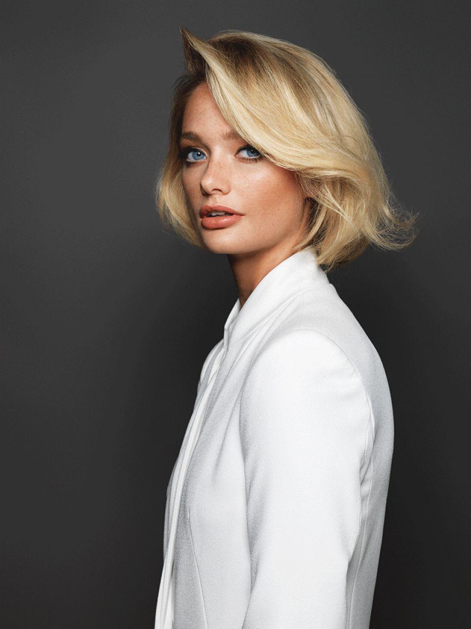 Kurze wellige Haare Damen  Friseurcom