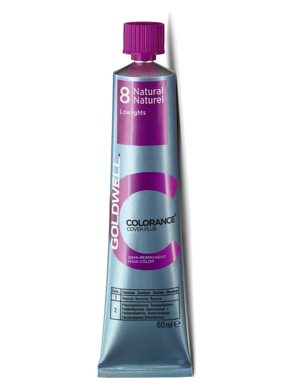 Goldwell Colorance Hair Color 7NN Cover Plus mittelblond