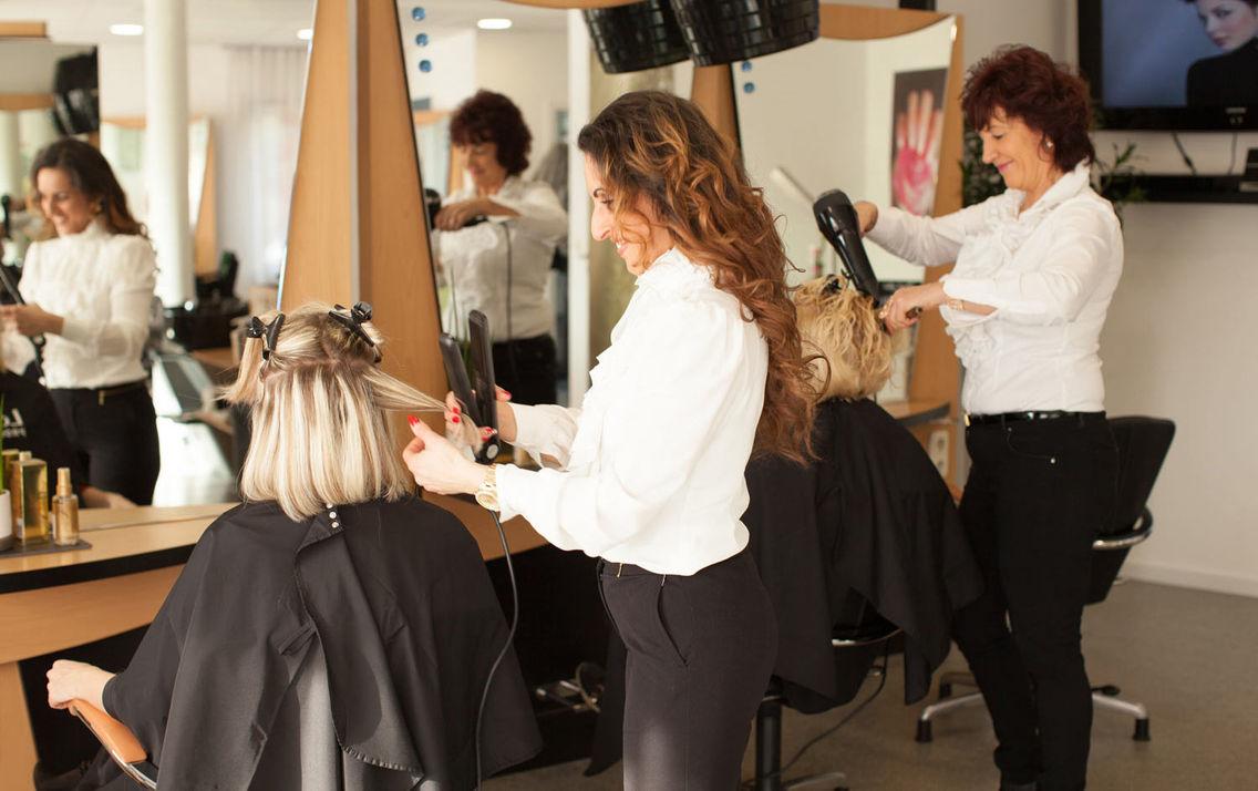 Friseursalon in Lotte bei Osnabrck Salon Mai