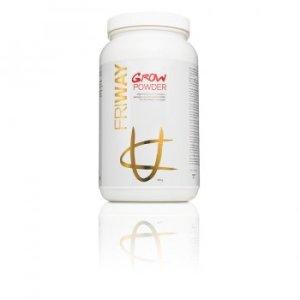 Kosttillskott proteinpulver som bygger upp kroppen
