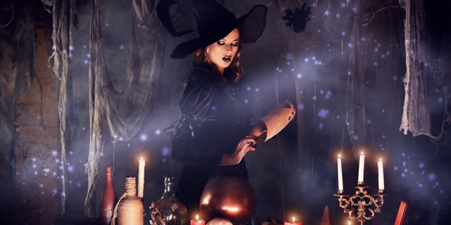 Sexy Witch Fantasies  Sexual Magic Role Play Games